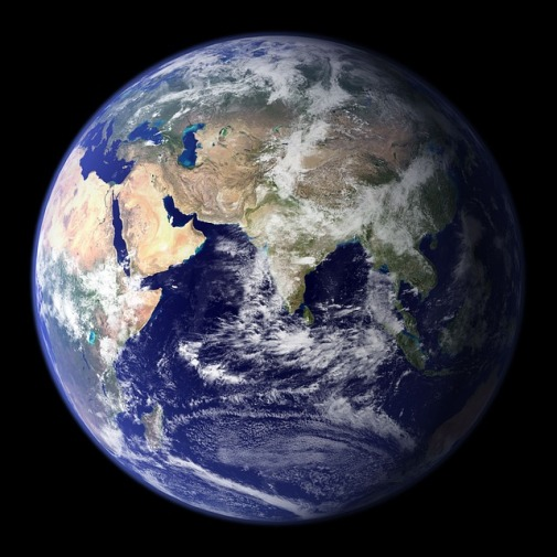 Blue Planet Space Earth Planet All Universe Globe